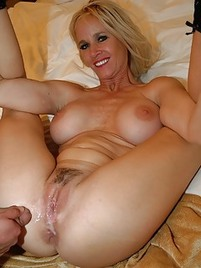 Hot milf creampies